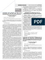 1317768-1MUNICIPALIDAD PROVINCIAL DE HUAURA ORDENANZA N° 026-2015-MPH Fecha