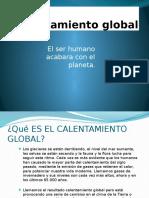 01 Calentamiento Global