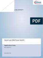 Infineon - Smart Low-Side Power Switch