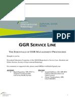 Paracentesis- SIR GGR Survival Guide