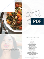 Mbg Clean Eating Guide 20162