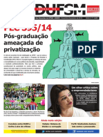 Jornal SEDUFSM Novembro/Dezezembro 2015
