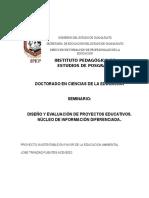 Jose Trinidad - Proyecto