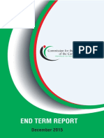 CIC End Term Report 28th Dec 2015