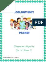Ecology Unit Packet Eva Ramos