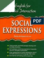 Social ExpressioONES