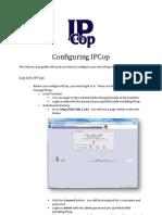 Configuring IPCop