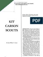 KIT CARSON SCOUTS- VIETNAM WAR