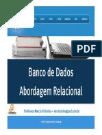 BD 04 AbordagemRelacional