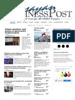 Visayan Business Post 13.12.15