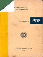 An Introduction To Tantric Buddhism - S.B. Dasgupta.pdf