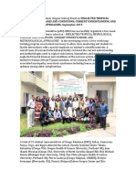 ARC-Kinshasa School Report -1