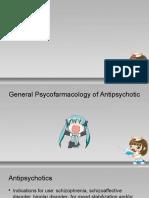 Antipsikotik Kuliah Tomo (General Psikofarmakologi)