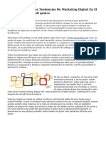 Conoce Las Últimas Tendencias De Marketing Digital En El Webcongress dos mil quince