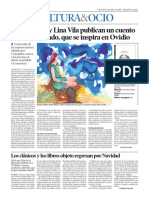 'La Leyenda de Las Mareas Mansas', de Irene Vallejo y Lina Vila (Antón Castro, Heraldo de Aragón)