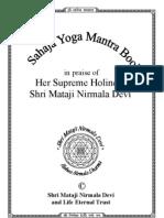 Mantra Book