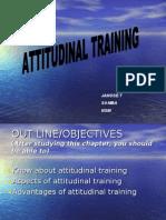 Attitudinal Training