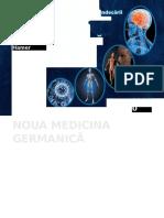 Hamer Noua Medicina Germana