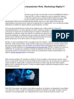 Diseño Web, Posicionamiento Web, Marketing Digital Y Más!