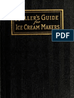 Heller's Guide for Ice Cream Makers (1918)