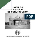 Manual para iniciar un negocio de Construcción