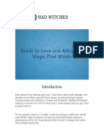 Guide to Love and Attraction Magic That Works