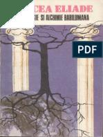 Eliade Mircea Cosmologie Si Alchimie Babiloniana 2nd Ed 1991
