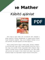 JKSZ 2003. 4a. - Anne Mather - Kábító ajánlat.doc