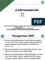 1.  Penyusunan RPP