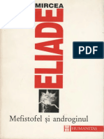 Eliade Mircea Mefistofel Si Androginul 1995