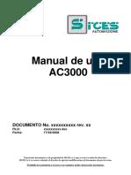 Manual AC3000ES