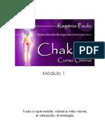 Manual Curso Chakras Mód. 1
