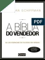 A Biblia Do Vendedor - Stephan Schiffman
