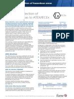 Hazardous Area to ATEX IECEx