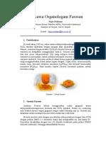 Senyawa Organologam Ferosen