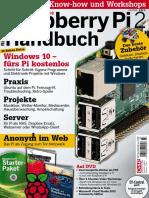 Chip Magazin Raspberry Pi Handbuch No 03 2015