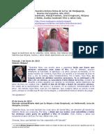 Reina de La Paz de Medjugorje Mensajes 2013