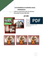 Informe final_ProgramaDEHL-UDP-2015