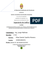 Comparación Entre El MUTCD y El Manual de La SIECA