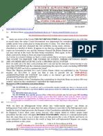 20151229-Schorel-Hlavka O.W.B. to Daniel Andrews Premier Victoria -Re the Czech Solution