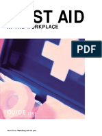 First Aid in Workplace
