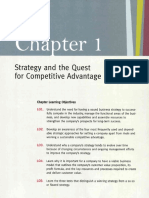 Chapter 1 Strategy Quest ... Advantage