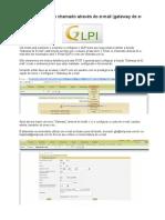 GLPI - Abertura de Chamado Através Do E-mail