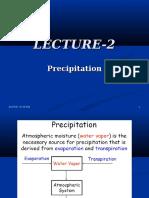 02 Precipitation