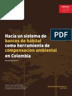 Estado y Procesos de las Compensaciones Ambientales en Colombia