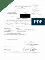 Mayfield Complaint