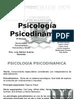 Psicologia Psicodinamica