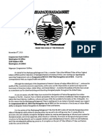 Notice of Interest - Congressman Cicilline