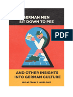 German Men Sit Down to Pee Sample