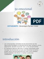 Técnicas de Emociones ( Cristel)